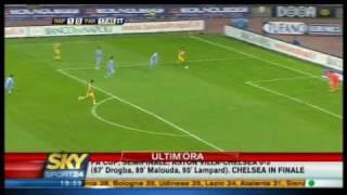 Napoli-Parma 2-3    10/04/10