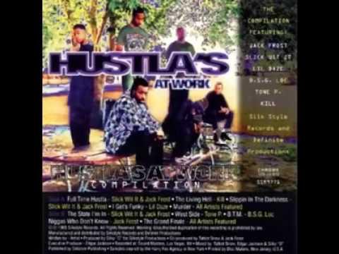 Tone P. - West Side (1995) Las Vegas Rap