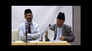 Müslüman Ahmediye Cemaati-2017 calsası-Muhammed Celal Şems