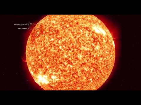 [HD] Travel from the Sun to Jupiter at the Speed of Light