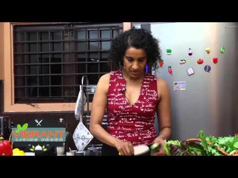 How to Prepare Organic Hummus   Healthy Food Recipes _ FantasticHealth