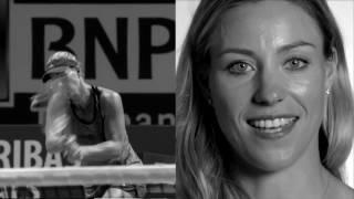 My Coaching Corner WTA Finals | Angelique Kerber Practice