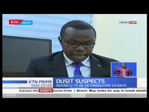 Four Dusit D2 terror attack suspects arraigned in court; three suspects surrender at Isiolo DCI