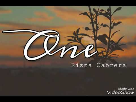 One by Rizza Cabrera