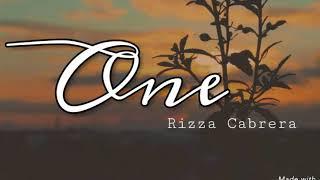 One by Rizza Cabrera