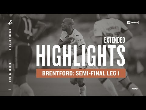 Swansea Brentford Goals And Highlights