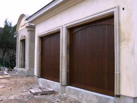 Various Wood Garage Kits Youtube
