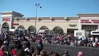 ASIMO EN EL DESFILE DE LAS ROSAS 2009