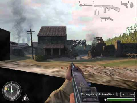 call of duty dawnville complet
