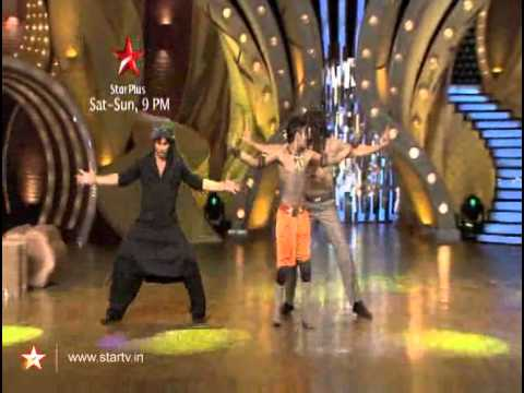 Shahid and Hrithik's dance
