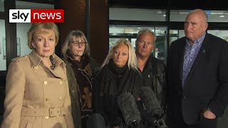 Harry Dunn: US turns down extradition request for Anne Sacoolas