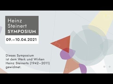 Heinz-Steinert-Symposium 2021 (Panel