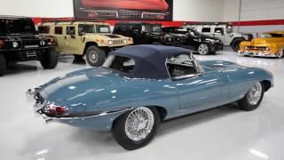 1963 Jaguar Series 1 E-Type