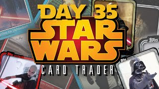 "Star Wars Card Trader Day 35 - ""Moment"