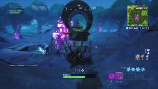 Fortnite battle royal 35 free tiers glitch gameplay