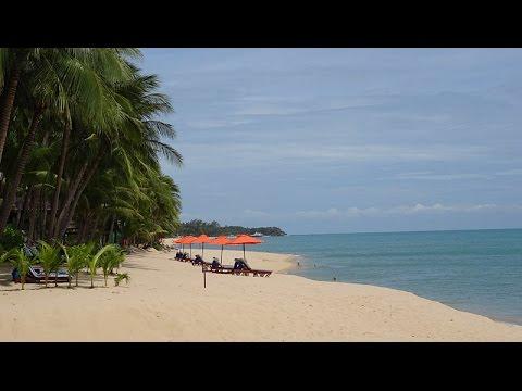 Maenam Beach, Koh Samui, Thailand 2016