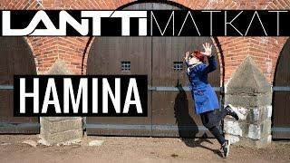 Gambar cover Bunkkereita itärajalla ja söpö ympyräkaupunki - Hamina ja Virolahti