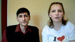 Message from Pastor Valera, Lesosibirsk, Russia.AVI