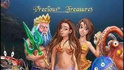 Bovada - Precious Treasures - HIGH Limit Slot $75/spin   Free spins bonus!