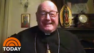 Cardinal Timothy Dolan: Even During Coronavirus Crisis, 'God Is With Us' | TODAY