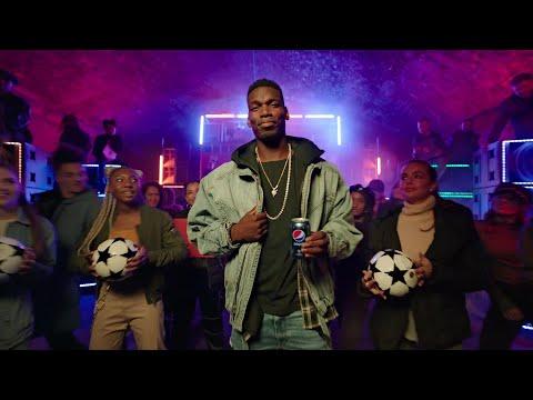 Futbolun Yıldızları Messi, Salah, Pogba ve Sterling Pepsi için Yarışıyor! #FutboluDoyasıyaYaşa