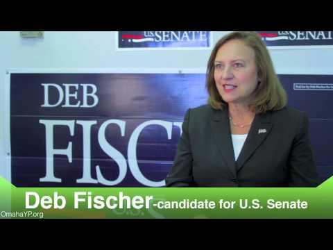 YP of Omaha Deb Fischer