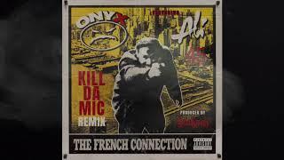 Onyx & Snowgoons  - Kill Da Mic (Remix) ft Ali (45 Scientific) 100 Mad Mixtape w/ Lyrics