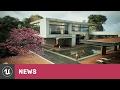 Zen Garden Projects Released - Unreal Livestream