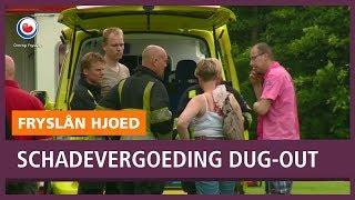 REPO: Schadevergoeding voor mensen die lijden onder dug-out ongeluk in Twijzel