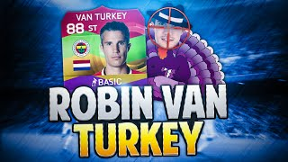 TURKEY VAN PERSIE and WESLEY SNIPER! FIFA ULTIMATE TEAM