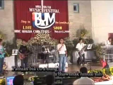 Cung Lian Thawng (Bible Thiang Karaoke)