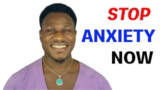 How to Stop Anxiety - Less Anxiety Right Now!