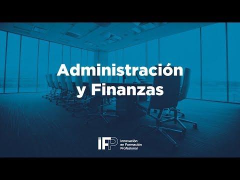 IFP Administración Y Finanzas