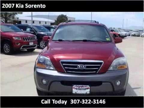 2007 Kia Sorento Used Cars Cheyenne Wy Youtube