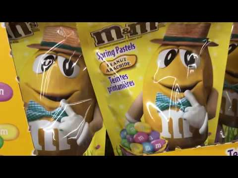 Easter Candy And Treats At Walmart Canada And Some New Spring Items...