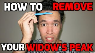HOW TO REMOVE YOUR WIDOW