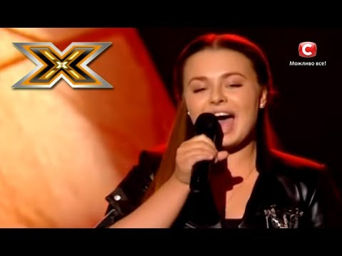 Adele - Rolling in the deep (cover version) - The X Factor - TOP 100
