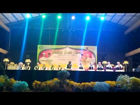 Al Ikhlas - Muhammad Ibni Abdillah (Festival Maulid Habsyi 2018 Suara Emas Ke 2)