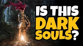 But Is This Dark Souls? (Darksiders 3)