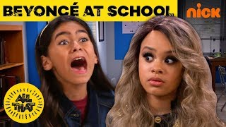 If Beyoncé Came To Your School… 🐝 ft. Mercedes from GEM Sisters | New Episodes Sat. @ 8:30P EST!