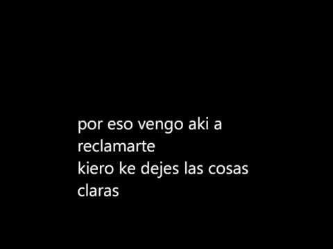 Vengo a Reclamarte- Regulo Caro lyrics