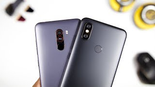 POCO F1 vs Mi A2 Detailed Camera Comparison