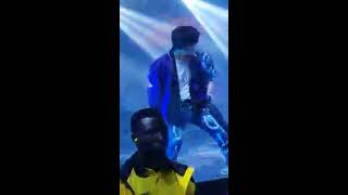 180617 Monsta X - Rush (신속히) I.M. focused  [World Tour 'The Connect' 2018 in London]