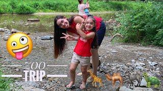 FAMILY FUN ZOO TRIP