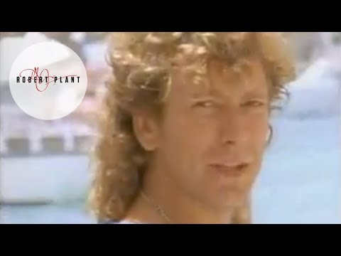 Robert Plant's The Honeydrippers | 'Sea of Love' | Official Music Video