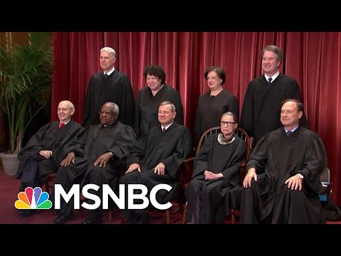 Donald Trump And Trumpism Lost Big In The US Supreme Court On Monday | The Last Word | MSNBC