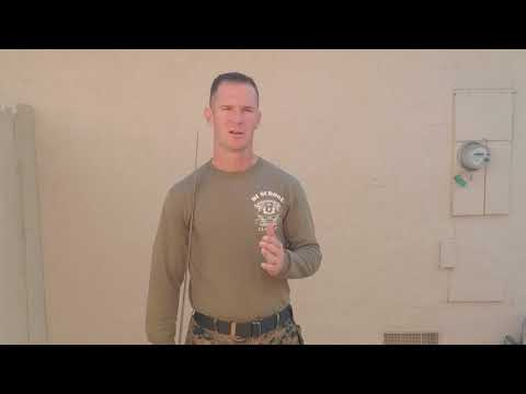 NCO Sword Manual USMC