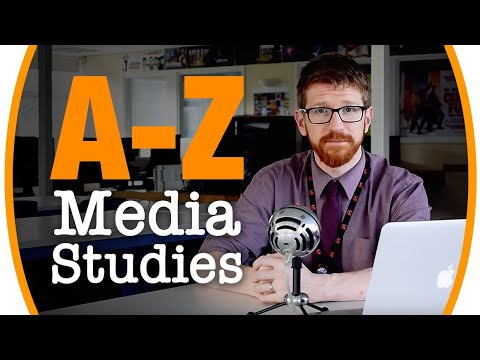 Media Studies - The A-Z Guide