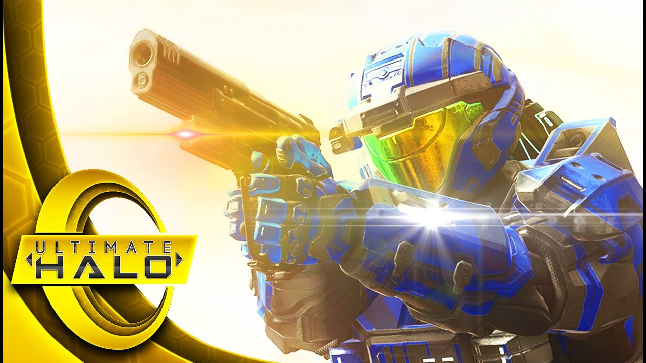 Halo 5: Guardians - FORGE ON PC RELEASE DATE, HALO 3: ODST PISTOL, & NEW  HALO APP! (Anvil's Legacy)
