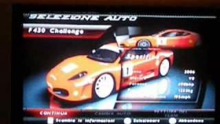 (Wii) Ferrari Challenge